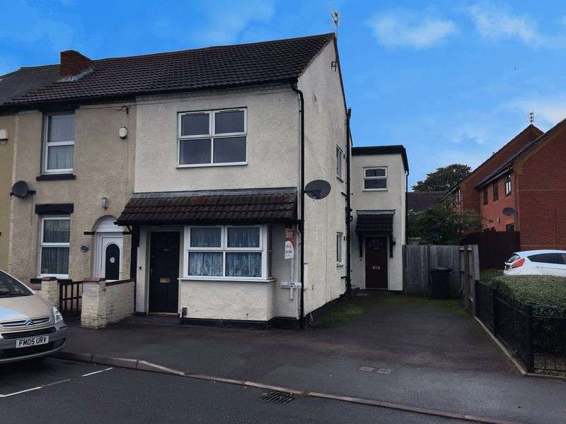 Semi Detached House for sale in Queen Street, Burntwood