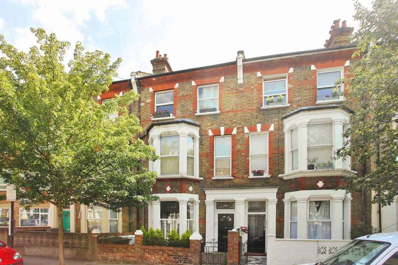 2 Bedrooms Flat for sale in Bravington Road, Maida Vale, W9