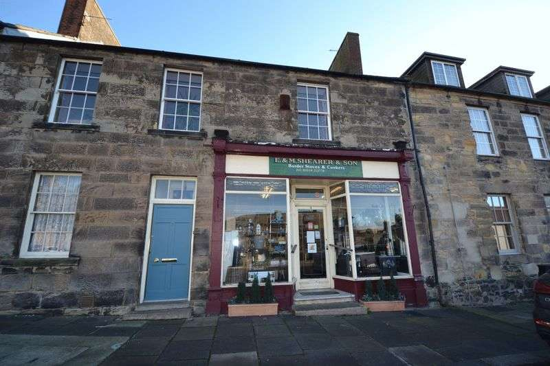 1 Bedroom Flat for sale in High Street , Belford