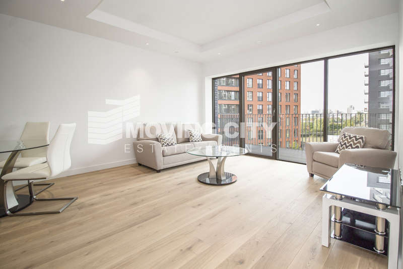 2 Bedrooms Flat for sale in Foundry Building, City Island, Docklands