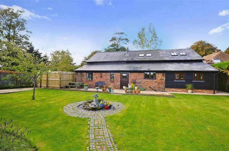 4 Bedrooms Barn Conversion Character Property for sale in Stone Street, Petham, Canterbury, Kent