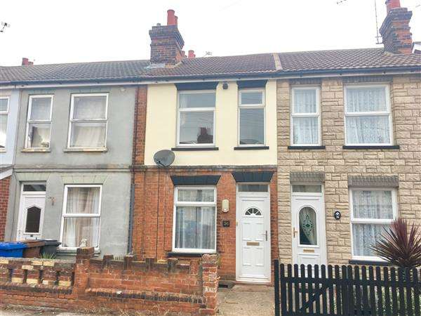 3 Bedrooms Terraced House for sale in Riverside Road, Ipswich