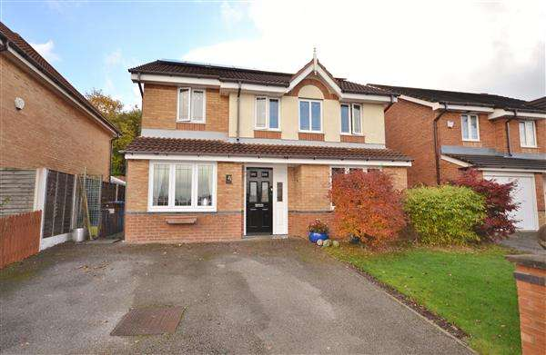 4 Bedrooms Detached House for sale in The Willows, Eaves Green, Chorley