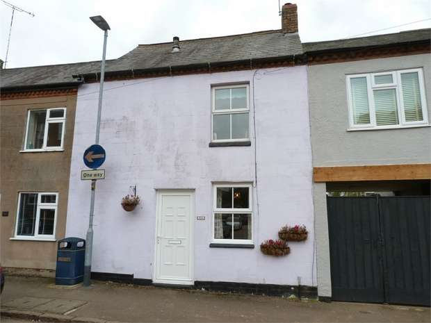 2 Bedrooms Cottage House for sale in Lutterworth
