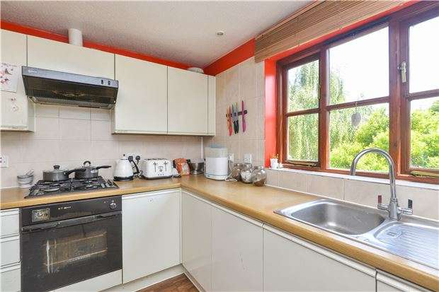 2 Bedrooms Flat for sale in Green Ridges, Headington, OXFORD, OX3 8LZ