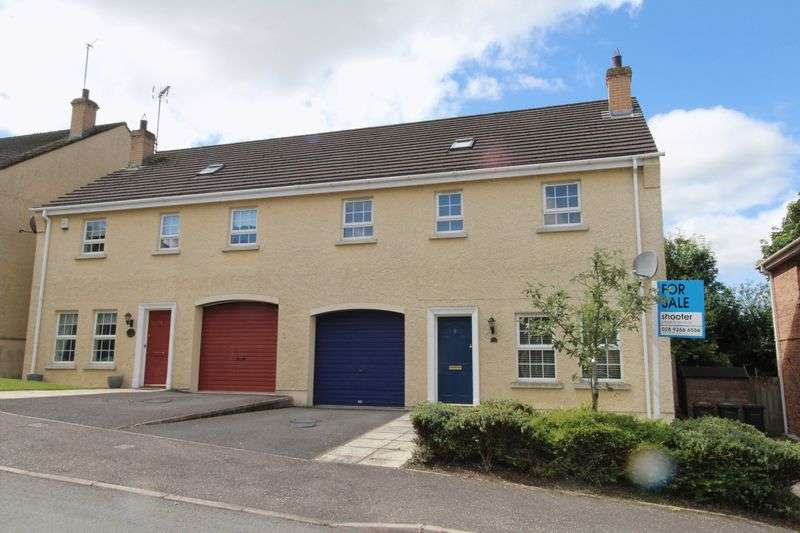 3 Bedrooms Semi Detached House for sale in 21 Bishopshill, Dromore