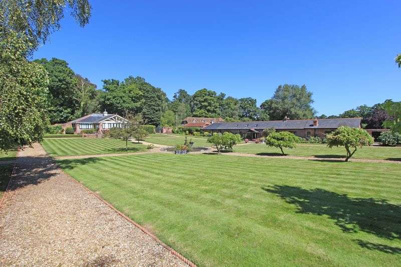 5 Bedrooms Detached House for sale in Cadnam