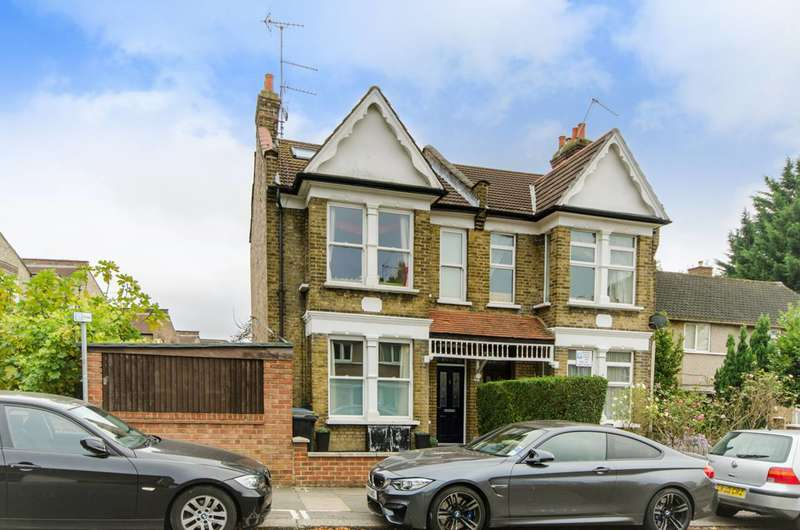 1 Bedroom Flat for sale in Cross Road, Arnos Grove, N11