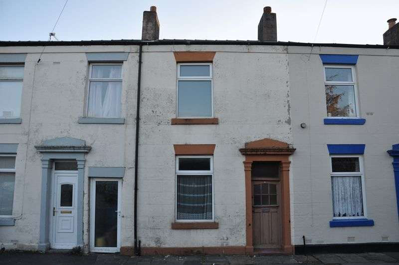 3 Bedrooms Terraced House for sale in Holden Street, Adlington, Chorley