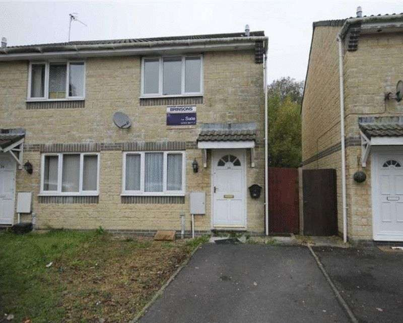 2 Bedrooms Semi Detached House for sale in Ware Road, Caerphilly