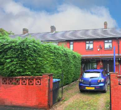 3 Bedrooms Terraced House for sale in Jubilee Road, Shildon, Durham, DL4 2EF
