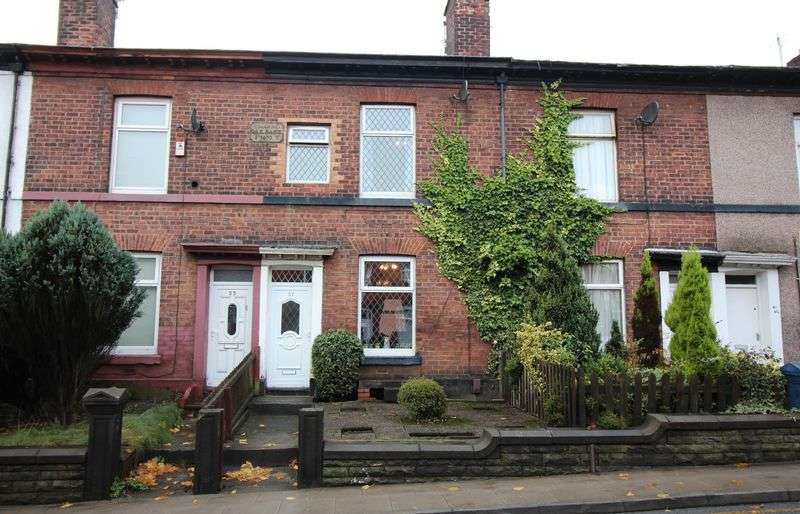 3 Bedrooms Terraced House for sale in Ainsworth Road, Radcliffe, M26