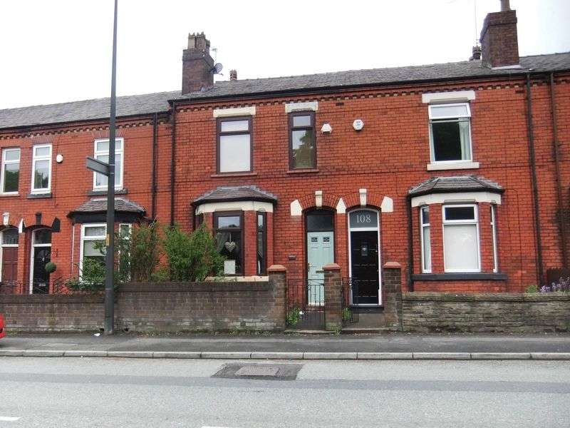 3 Bedrooms Terraced House for sale in Warrington Road, Newtown, Wigan