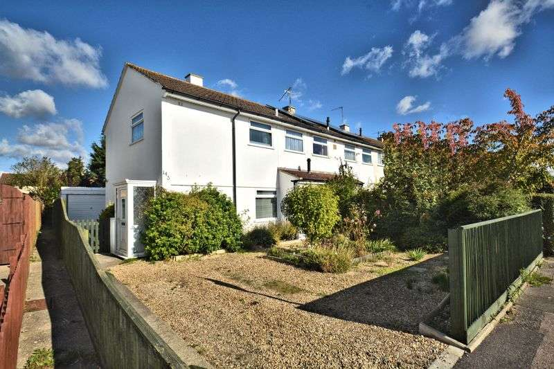 3 Bedrooms Semi Detached House for sale in Queensway, Didcot