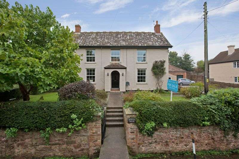 4 Bedrooms Detached House for sale in NORTH NEWTON