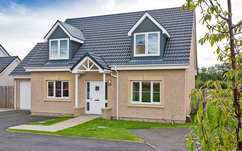 4 Bedrooms Detached House for sale in Ben Riach Court, Elgin, Morayshire, IV30