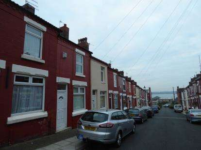 House for sale in Bowood Street, Liverpool, Merseyside, Uk, L8
