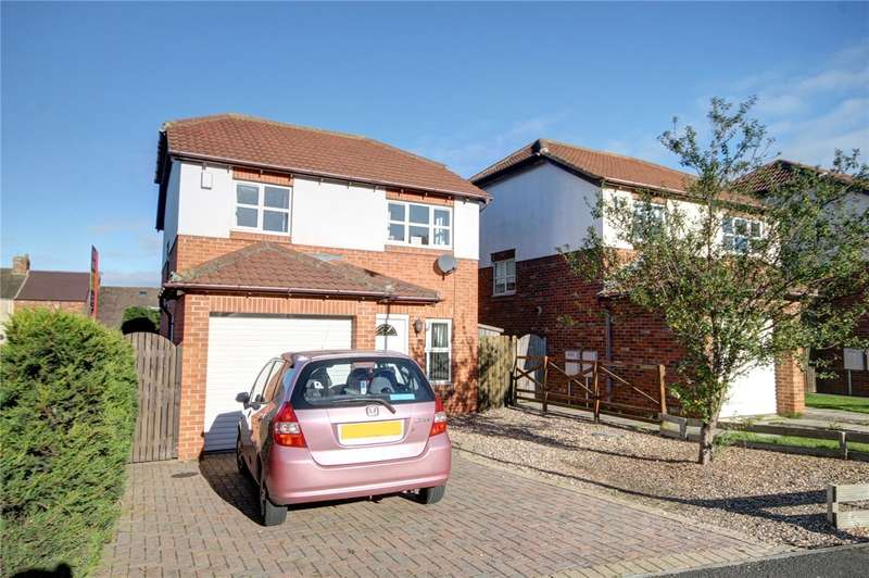 3 Bedrooms Detached House for sale in The Oaks, West Cornforth, Ferryhill, DL17