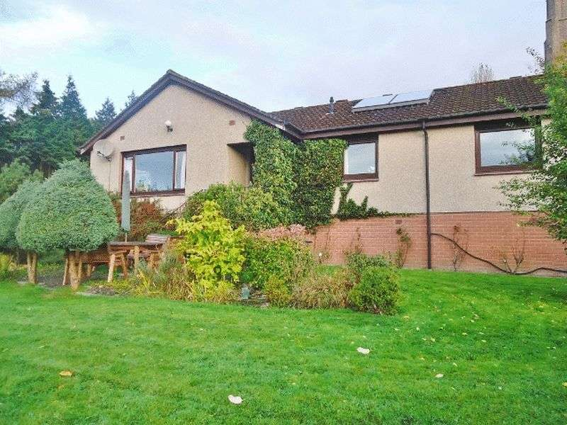 4 Bedrooms Detached Bungalow for sale in KIRK BRAE, 35 HIGH STREET, CLACKMANNAN