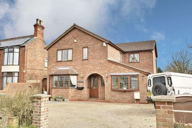 4 Bedrooms Detached House for sale in Station Road, Ottringham