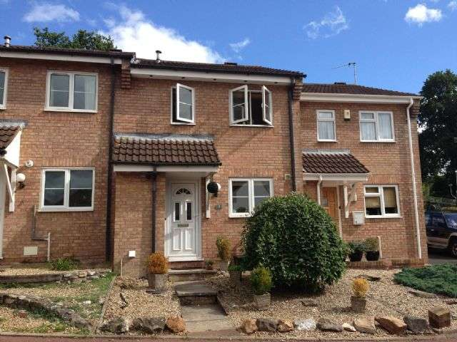 2 Bedrooms Terraced House for sale in Brand Close, Honiton
