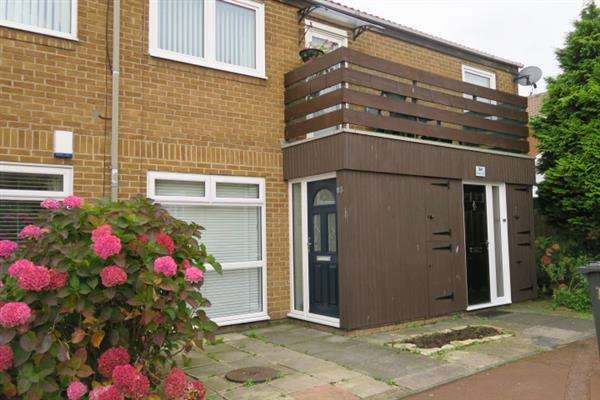 2 Bedrooms Apartment Flat for sale in Mitchell Gardens, South Shields
