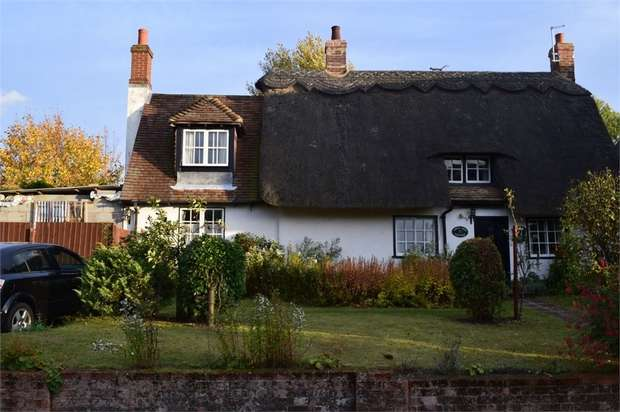 2 Bedrooms Cottage House for sale in Middle Street, Great Gransden, Sandy, Cambridgeshire