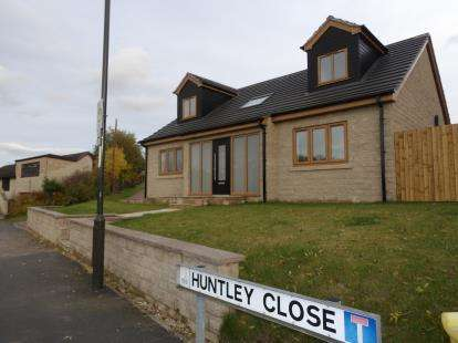 4 Bedrooms Bungalow for sale in Huntley Close, Inkersall, Chesterfield, Derbyshire