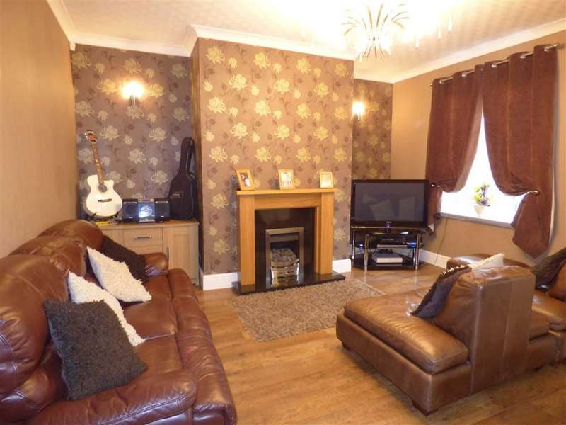 3 Bedrooms Property for sale in South Avenue, HEYWOOD, Lancashire, OL10