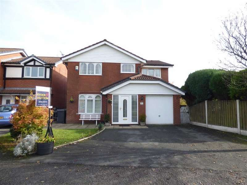 4 Bedrooms Property for sale in Wendlebury Green, Royton, Oldham, OL2