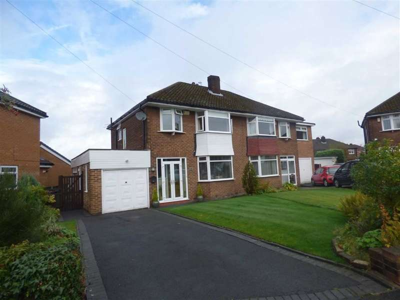 3 Bedrooms Property for sale in Stroud Close, Alkrington, Manchester, M24