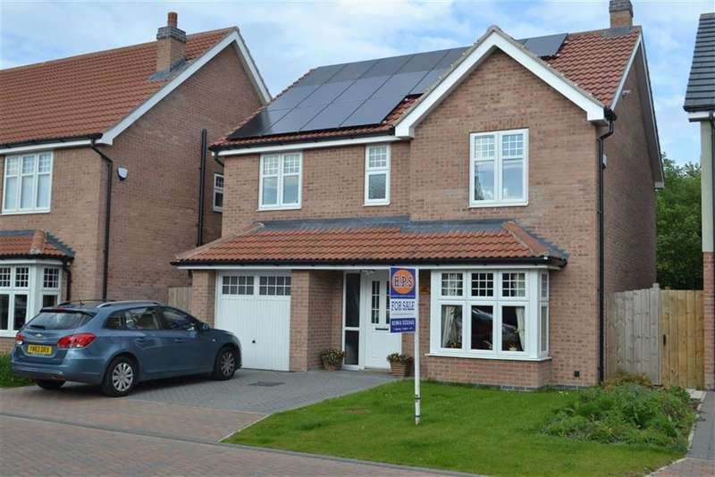 4 Bedrooms Property for sale in Rawson Way, HORNSEA, East Yorkshire