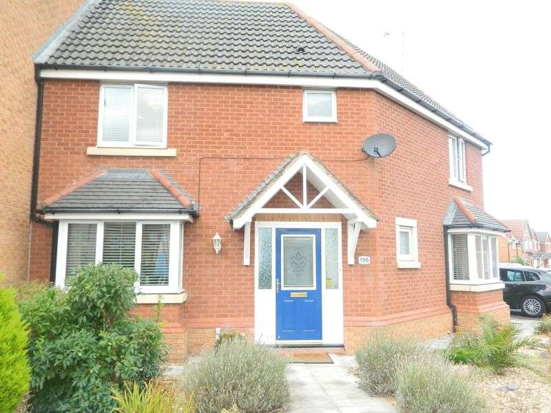 3 Bedrooms Semi Detached House for sale in Ffordd Idwal, Prestatyn