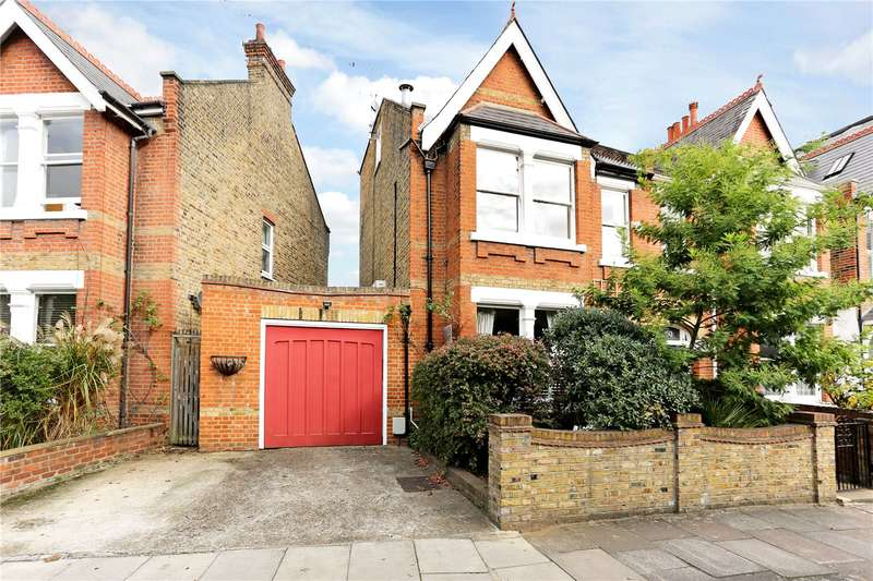 5 Bedrooms Semi Detached House for sale in St. Marys Grove, London, W4