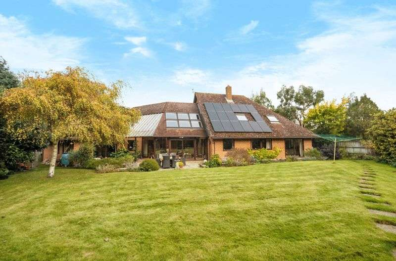 5 Bedrooms Detached House for sale in The Copse, Abingdon