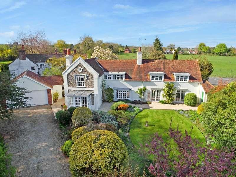 3 Bedrooms Detached House for sale in Park Corner, Nettlebed, Henley-on-Thames, Oxfordshire, RG9
