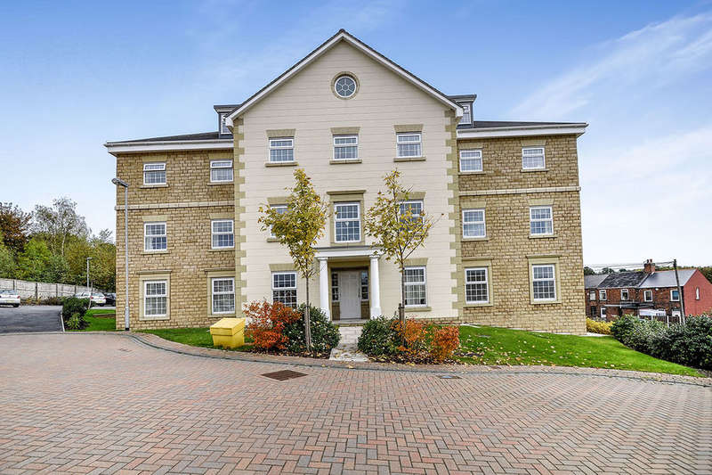 2 Bedrooms Flat for sale in Dearne Court, Woolley Grange, Barnsley, S75
