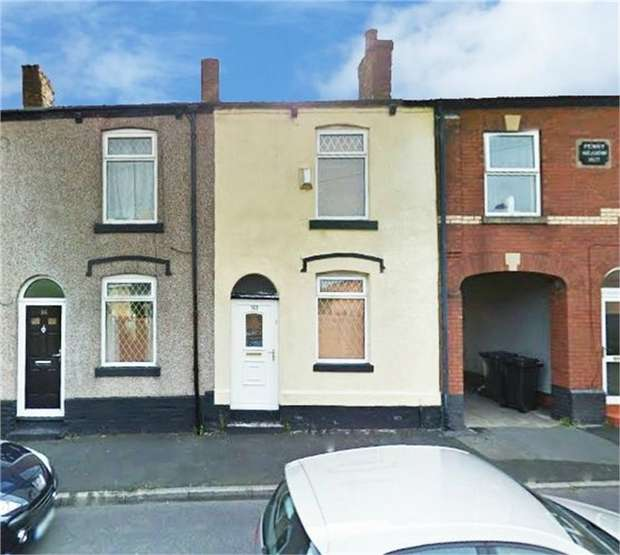 3 Bedrooms Terraced House for sale in Lumn Road, Hyde, Greater Manchester