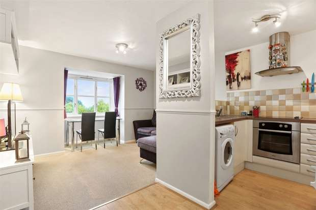 1 Bedroom Flat for sale in Anderson Close, London
