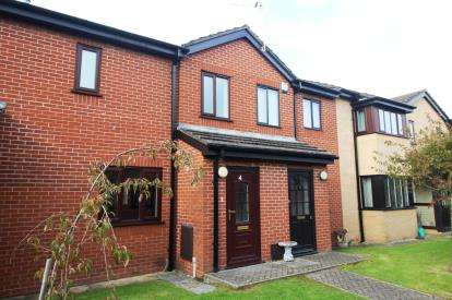 2 Bedrooms Terraced House for sale in Avondale Court, Long Beach Road, Longwell Green, Bristol
