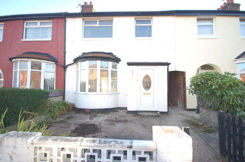 3 Bedrooms Terraced House for sale in Ramsey Avenue, Blackpool