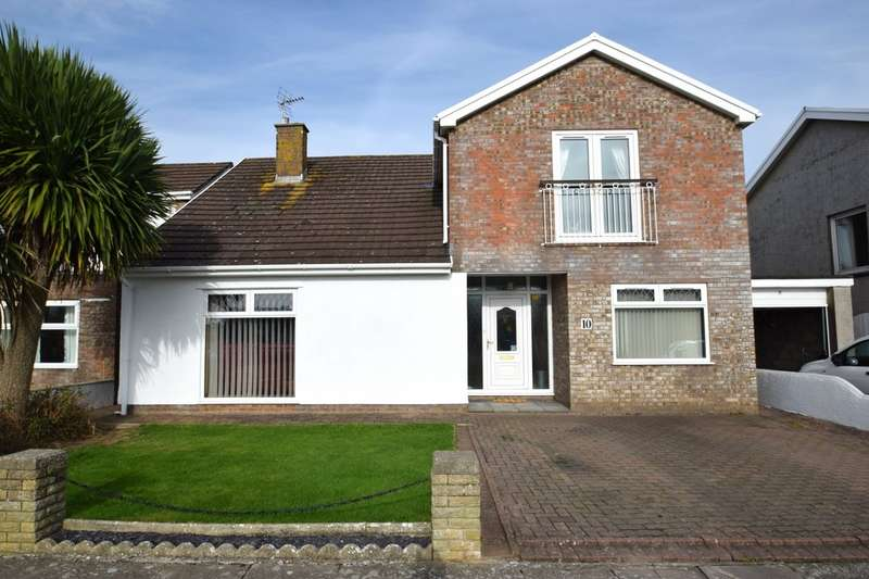 4 Bedrooms Detached House for sale in 10 Anglesey Way, Nottage, Porthcawl, Bridgend County Borough, CF36 3TL