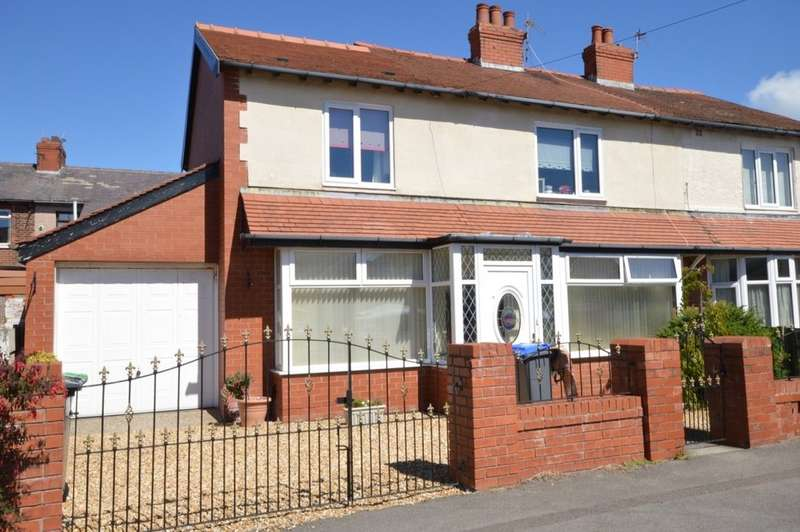 3 Bedrooms Semi Detached House for sale in Ellesmere Road, South Shore