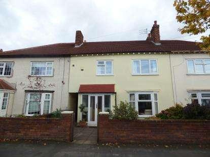 3 Bedrooms Terraced House for sale in Rosedale Avenue, Liverpool, Merseyside, L23