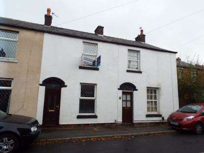 2 Bedrooms Terraced House for sale in Kirkham Road, Freckleton, Preston, Lancashire, PR4