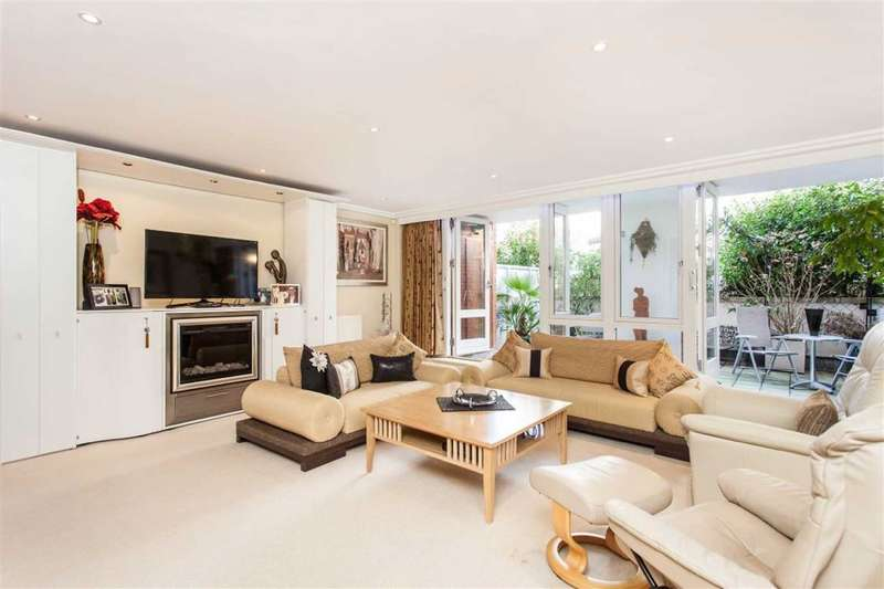 3 Bedrooms Flat for sale in Westfield, London, NW3