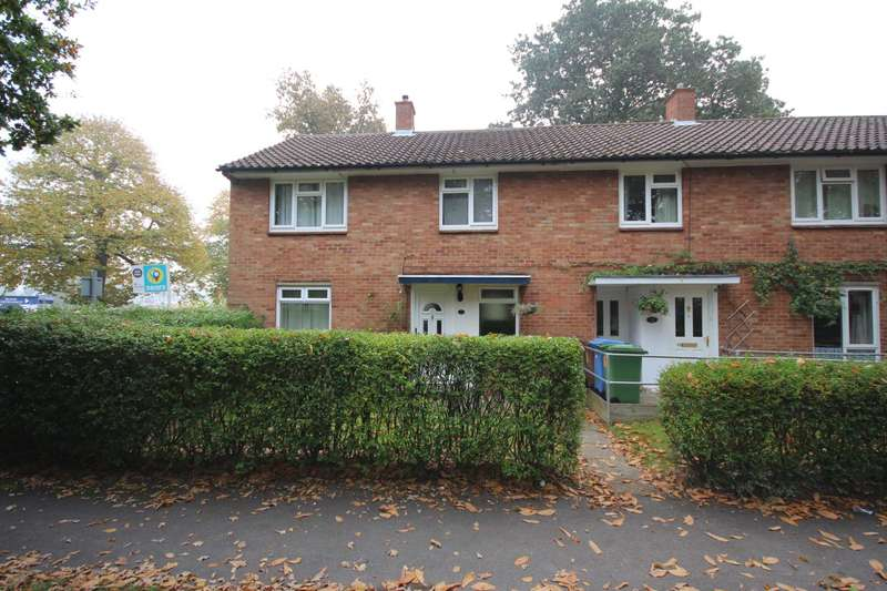 3 Bedrooms End Of Terrace House for sale in Rickman Close, Bracknell