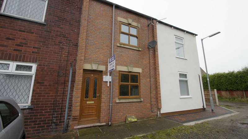 2 Bedrooms Terraced House for sale in Peter Street, Westhoughton