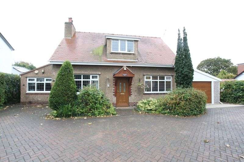 4 Bedrooms Detached House for sale in West Vale, Little Neston, Cheshire