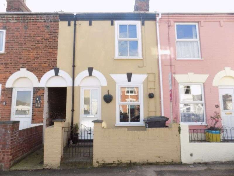 3 Bedrooms Terraced House for sale in Nile Road, Gorleston, Great Yarmouth